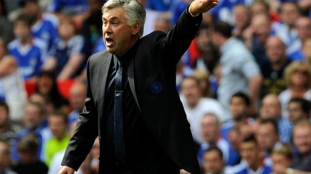 Carlo Ancelotti, l'entraîneur qui a dit non à Paris