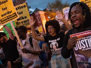 La mort de Michael Brown, en août à Ferguson, avait déjà suscité l'indignation aux Etats-Unis.