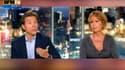 Clémentine Célarié et Geoffroy Didier sur BFMTV
