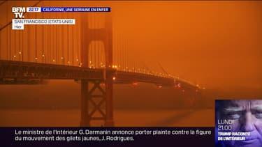 Californie, une semaine en enfer