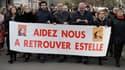 Les proches d'Estelle Mouzin ont défilé samedi à Guermantes, 15 ans après sa disparition.