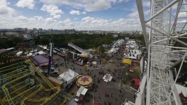La Foire du Trône dans le 12e arrondissement de Paris n'aura pas lieu cette année (photo d'illustration).