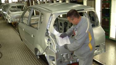 Avant de prétendre construire des Nissan, les usines de Renault en France doivent gagner en compétitivité, laisse entendre la direction