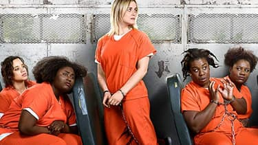 Les héroïnes de Orange is the new black