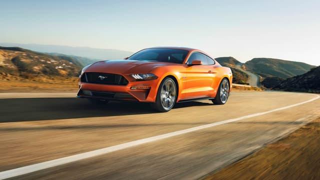 Le constructeur américain dévoile une nouvelle version de la Mustang, avec sous le capot le V8 5 litres, poussé à 460 chevaux.