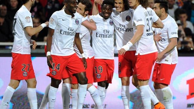 Ligue 1 : en champion, le PSG termine le travail !