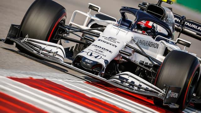 Honda, motoriste de Red Bull et AlphaTauri