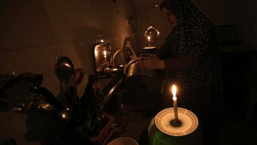 Gaza n'aura plus le droit qu'à deux heures d'électricité par tranche de 24 heures.