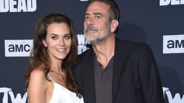 Hilarie Burton et Jeffrey Dean Morgan en septembre 2019