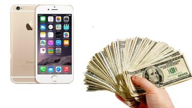 Alors qu'il ne représente que 1,6% du revenu annuel moyen aux Etats-Unis, l'iPhone pèse 2,7% en France et 39,3% en Indonésie.