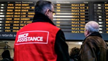 Peu de perturbations jeudi pour la grève SNCF.