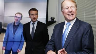 Cisco investit à la fois dans des start-up françaises pointues et dans des fonds français d'investissement en capital-risque.
