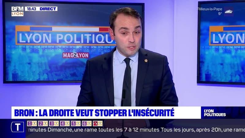 Délinquance: Jérémie Bréaud, maire (LR) de Bron estime que les politiques de réinsertion ne peuvent pas avoir