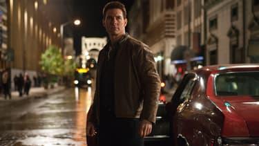 Tom Cruise dans Jack Reacher