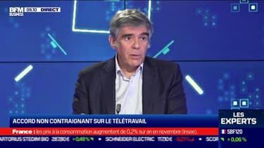 Les Experts : Accord non contraignant sur le télétravail - 27/11
