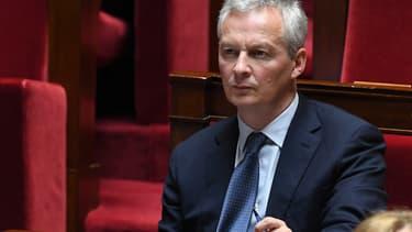 """""""Notre évaluation, c'est que cette reprise de la dette ne pèsera pas sur le déficit public"""", a assuré le ministre de l'Economie et des Finances Bruno Le Maire"""