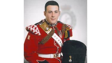 Lee Rigby, 25 ans, a été assassiné sauvagement mercredi en pleine rue à Londres.