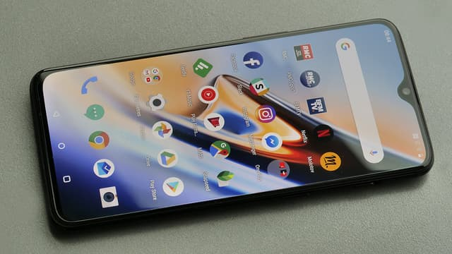 Le OnePlus 6T