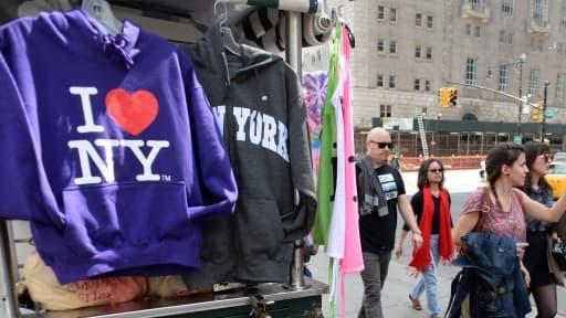 Les touristes vont pouvoir emprunter des bus de la RATP à New York.