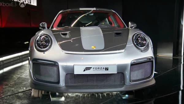 La GT2 RS était apparue en 2010, comme une version encore plus légère de la GT2.