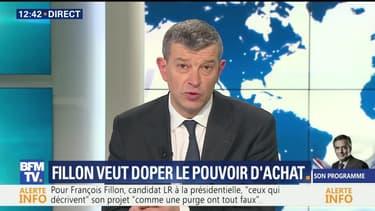 Focus sur les nouveaux éléments du programme de François Fillon