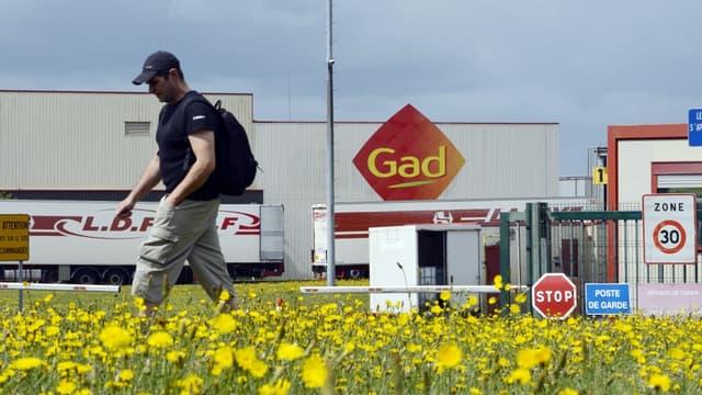 Intermarché est candidat à la reprise de Gad mais ne précise pas combien d'emplois seront sauvés