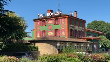 L'Auberge de Collonges-au-Mont-d'Or.