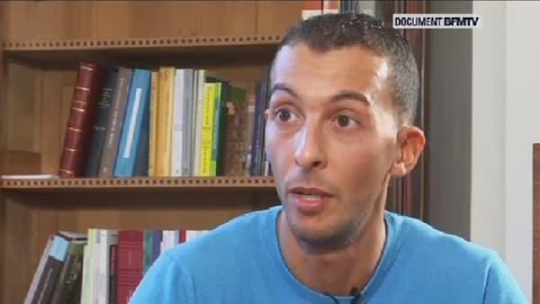 Mohamed Abdeslam, le frère de deux des terroristes présumés.