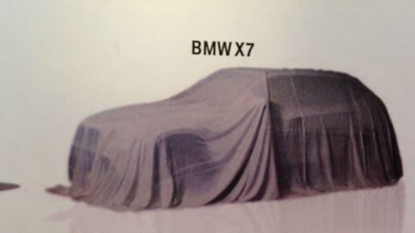 Les SUV représentent un quart des ventes totales. La gamme va s'agrandir avec l'arrivée d'un X7 (extrait de la présentation Strategy Number One Next).