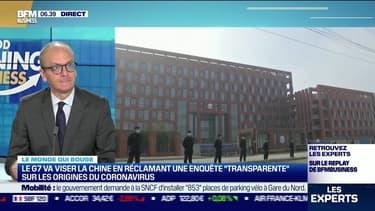 """Benaouda Abdeddaïm: Le G7 va viser la Chine en réclamant une enquête """"transparente"""" sur les origines du coronavirus - 11/06"""