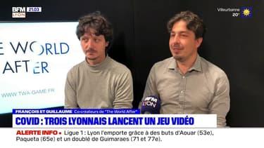 Trois Lyonnais lancent un jeu vidéo inspiré du Covid-19