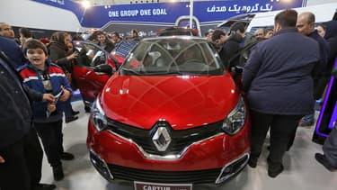 A eux deux, Renault et PSA écoulent près de la moitié des voitures neuves immatriculées en Iran.