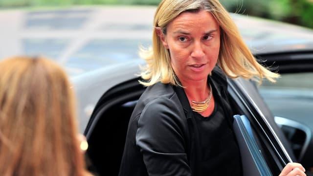 Sauf énorme surprise, Federica Mogherini devrait succèder à Cahterine Ashton en tant que chef de la diplomation de l'Union européenne.