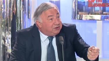 """Gérard Larcher, ancien ministre du Travail et ancien président du Sénat, était """"L'invité d'Hedwige Chevrillon"""" ce 2 avril."""