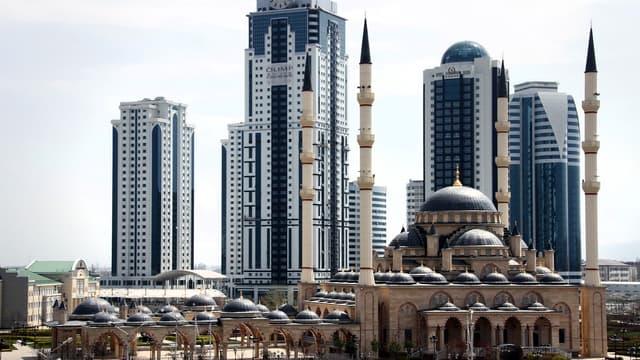 La majorité de la communauté est originaire de la ville de Grozny