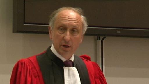 Philippe Courroye est aujourd'hui avocat général près la cour d'appel de Paris