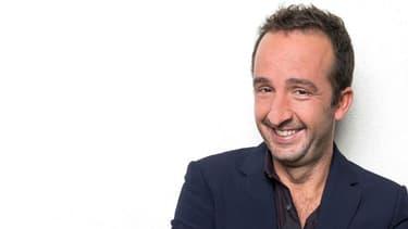 Cyrille Eldin, désormais aux commandes du Petit Journal de Canal+.