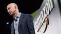 Jeff Bezos, le patron-fondateur d'Amazon.