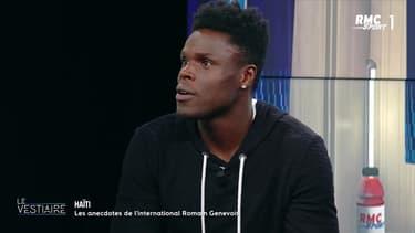 Le Vestiaire - La fierté de Genevois de représenter Haïti, son pays d'origine