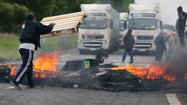 Des raffineries sont toujours bloquées ce mercredi 1er juin (photo d'illustration).