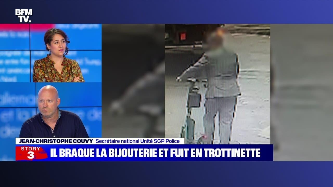 Story 5 : Deux suspects interpellées après le braquage de la bijouterie Chaumet à Paris - 28/07