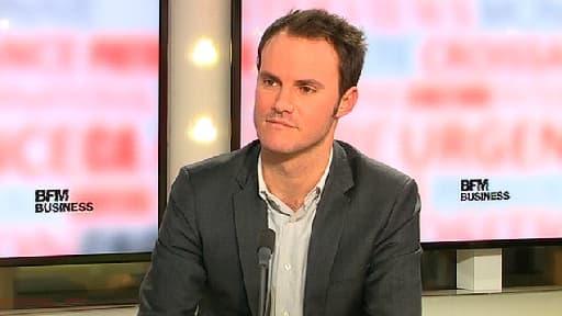 Guillaume Leblanc était l'invité d'Hedwige Chevrillon dans le Grand Journal ce 4 février.