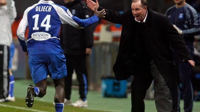 Auxerre qualifié pour la Ligue des Champions