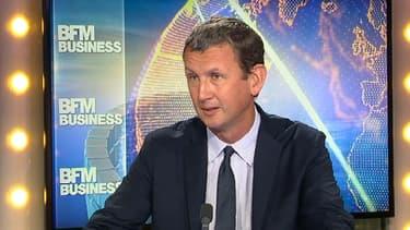 Maxime Lombardini, le directeur général de Free, était l'invité de Stéphane Soumier dans Good Morning Business ce lundi 31 août.