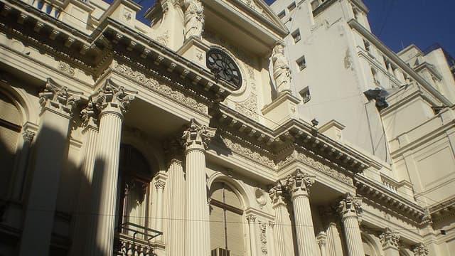 La Banque centrale de l'Argentine (DR)