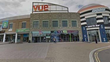 Le cinéma Vue au centre de loisirs Star City de Birmingham.