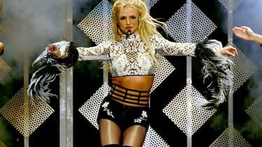 Britney Spears, le 2 décembre 2016