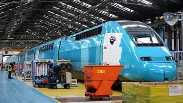La SNCF mise notamment sur Ouigo pour se développer