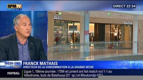 Loi Macron: l'ouverture des magasins le dimanche est lancée à Paris