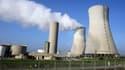 Située dans la Drôme, la centrale nucléaire du Tricastin va être mise à l'arrêt. (image d'illustration)